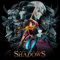 Game Box for 9 Years of Shadows (PC)