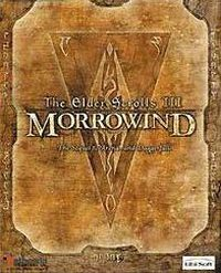 Game Box for The Elder Scrolls III: Morrowind (PC)