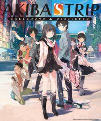 Akiba's Trip: Hellbound & Debriefed (PC cover