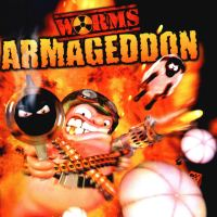 Game Box for Worms: Armageddon (PC)