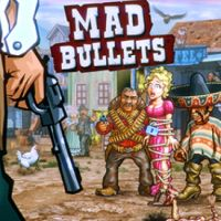 Mad Bullets (Switch cover