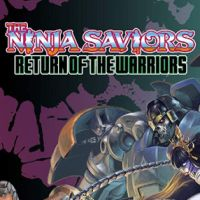 Okładka The Ninja Saviors: Return of the Warriors (PS4)