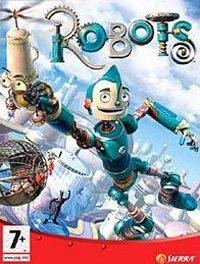 Okładka Robots (PS2)