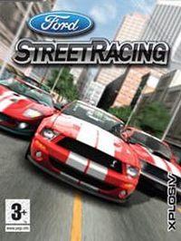 Okładka Ford Bold Moves Street Racing (PSP)
