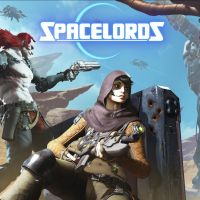 Game Box for Spacelords (PC)