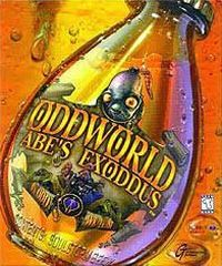 Game Box for Oddworld: Abe's Exoddus (PC)
