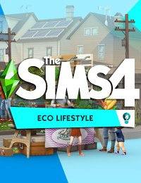 Okładka The Sims 4: Eco Lifestyle (PC)