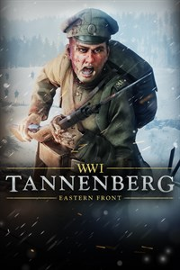 Game Box for Tannenberg (PC)