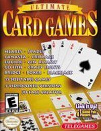 Okładka Ultimate Card Games (GBA)