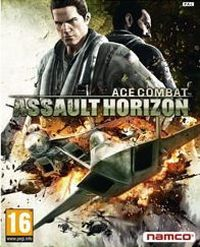 Okładka Ace Combat: Assault Horizon (PC)