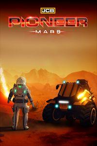 Okładka JCB Pioneer: Mars (Switch)