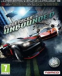 Game Box for Ridge Racer Unbounded (PC)