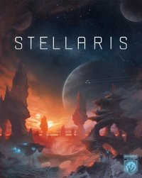 Okładka Stellaris (PC)