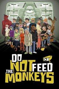 Okładka Do Not Feed the Monkeys (Switch)