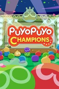 Okładka Puyo Puyo Champions (PS4)