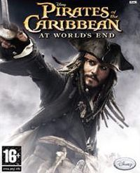 Okładka Pirates of the Caribbean: At World's End (PC)