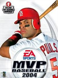 Okładka MVP Baseball 2004 (PC)