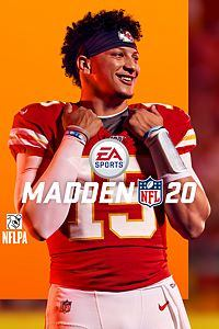 Game Box for Madden NFL 20 (PS4)