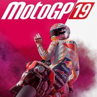 Okładka MotoGP 19 (PC)