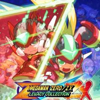 Okładka Mega Man Zero/ZX Legacy Collection (Switch)