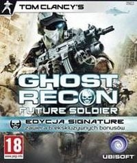 Okładka Tom Clancy's Ghost Recon: Future Soldier (PC)