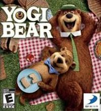 Game Box for Yogi Bear: The Video Game (Wii)