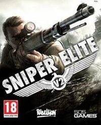 Game Box for Sniper Elite V2 (PC)