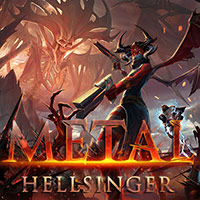 Okładka Metal: Hellsinger (PC)