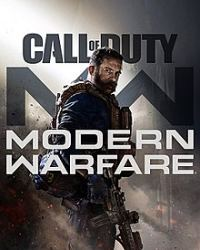 Game Box for Call of Duty: Modern Warfare (PC)