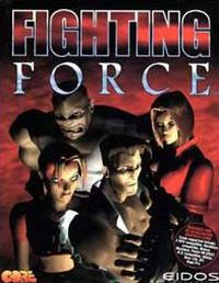 Game Box for Fighting Force (PC)
