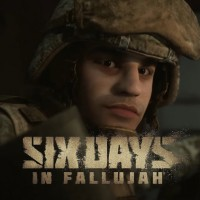 Game Box for Six Days in Fallujah (PS4)