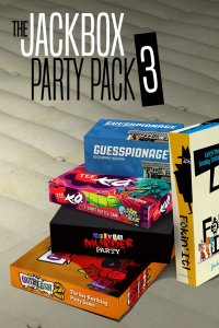 Okładka The Jackbox Party Pack 3 (XONE)