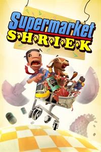 Game Box for Supermarket Shriek (PC)