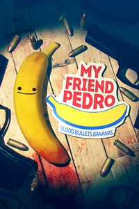 Okładka My Friend Pedro (PC)