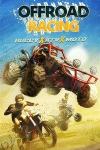 Okładka Offroad Racing: Buggy X ATV X Moto (PS4)