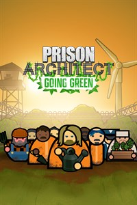 Game Box for Prison Architect: Going Green (PC)