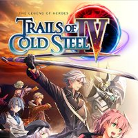 Game Box for The Legend of Heroes: Trails of Cold Steel IV (PS4)
