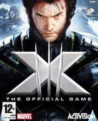 Okładka X-Men: The Official Game (PC)