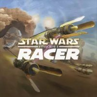 Game Box for Star Wars Episode I: Racer (PS4)