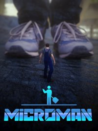 MicroMan (PS5 cover