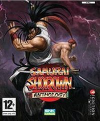 Game Box for Samurai Shodown Anthology (PS2)