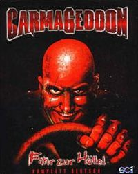 Okładka Carmageddon (PC)