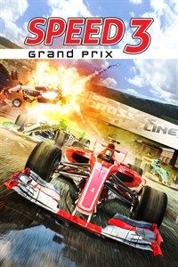 Game Box for Speed 3: Grand Prix (PS4)