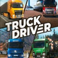 Game Box for Truck Driver (PS4)