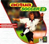 Game Box for Actua Soccer 2 (PS1)