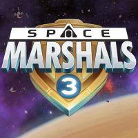 Okładka Space Marshals 3 (iOS)