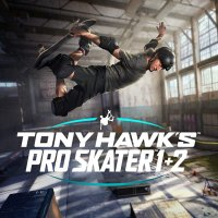 Game Box for Tony Hawk's Pro Skater 1+2 (PC)