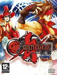 Okładka Guilty Gear X2 #Reload (XBOX)