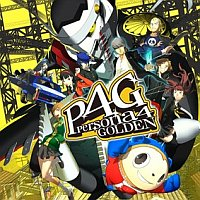 Okładka Persona 4 Golden (PC)