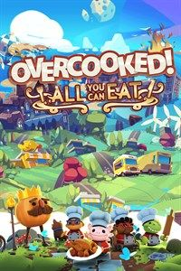 Overcooked! All You Can Eat! PS5